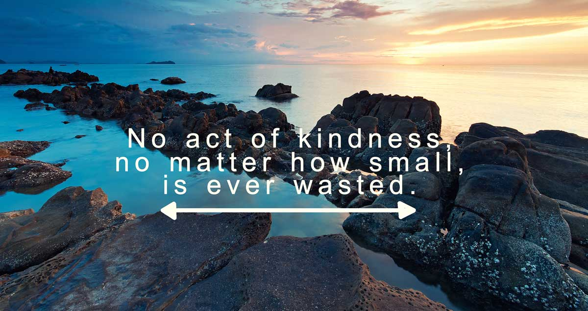 Extend the Acts of Kindness Randomly